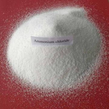 Export Grade Ammonium Chloride Granule with 25kg/Bag