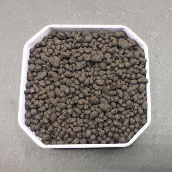 Pan Chemical Fertilizer Pellet Granulation
